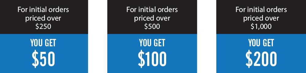 GOQ LED referral payouts